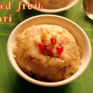 Mixed Fruit Kesari