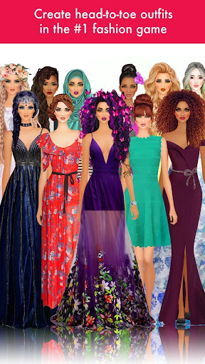 Covet Fashion - Dress Up Game screenshot 1