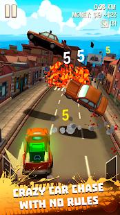 Freak Truck: Crazy Car Racing - náhled