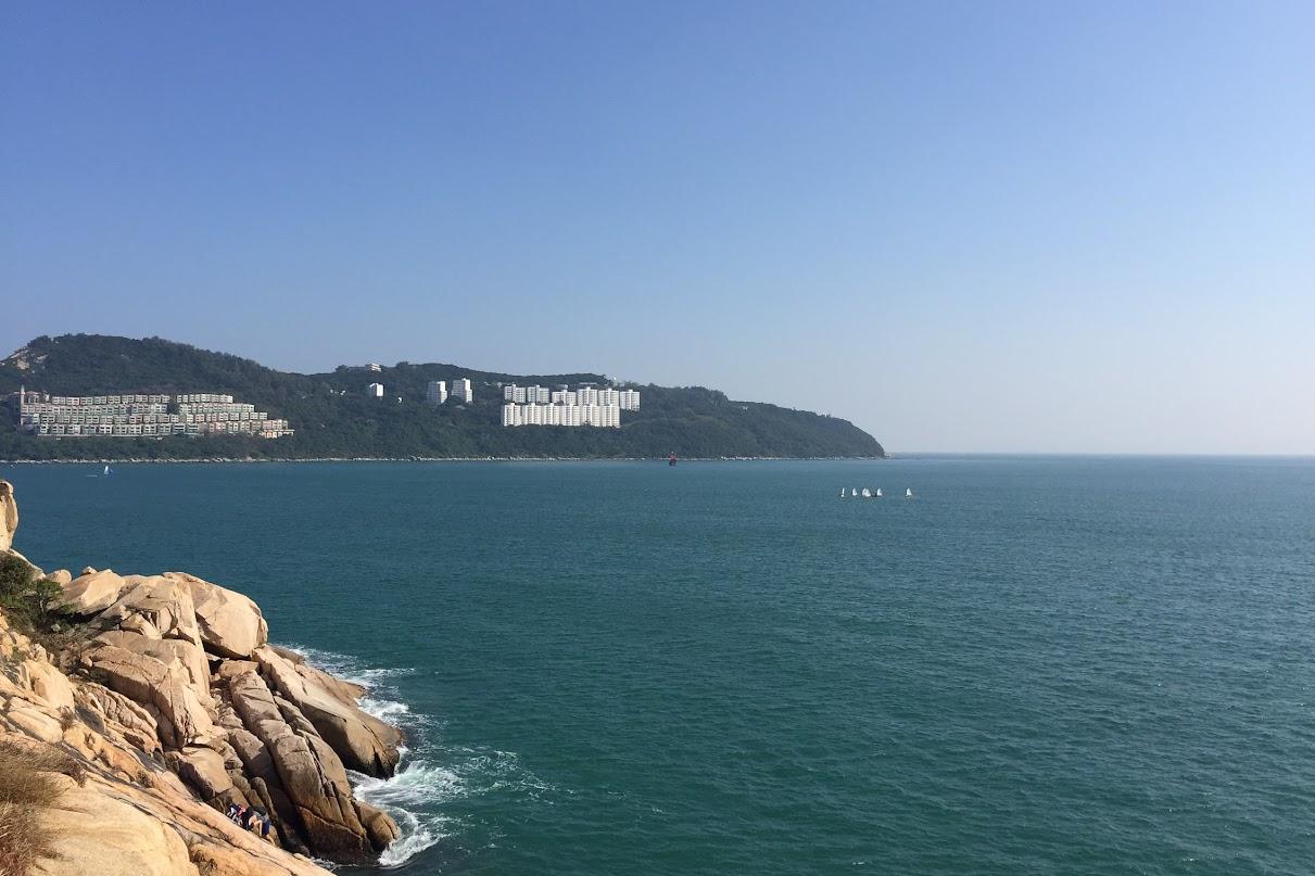 Chung Hom Kok Fort
