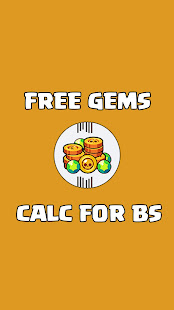 Get Free Gems Calc For Brawl Stars - Gems for BS - náhled