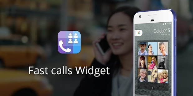 Fast Calls Widget- screenshot thumbnail