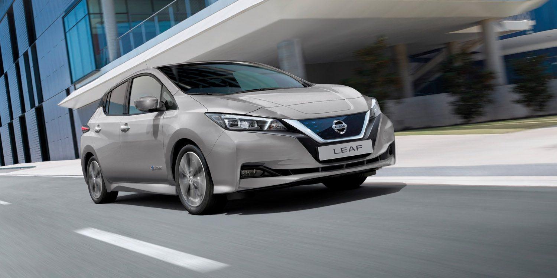 O Leaf é o carro elétrico mais vendido do mundo e está em sua segunda geração (Imagem: Nissan/Divulgação)