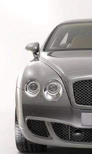 Wallp Bentley GT Flying Star - náhled