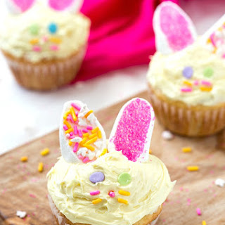 Incredibly Easy Easter Cupcakes