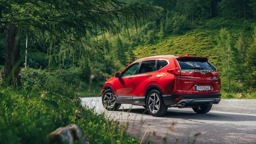 Honda anuncia los precios de la nueva gama CR-V, con motores de gasolina
