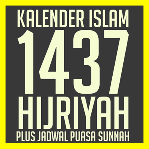 Kalender Hijriyah 1437 & Puasa