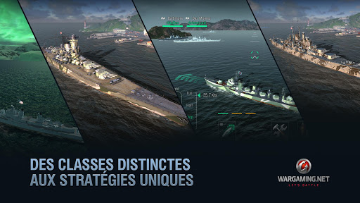 World Of Warship Blitz: Jeu de Bataille Navale  astuce 2
