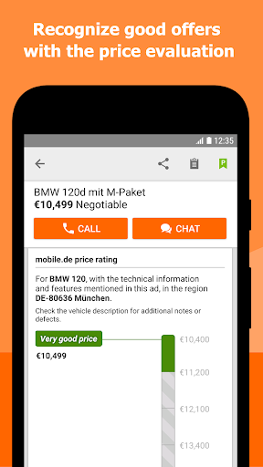 mobile.de u2013 Germanyu2018s largest car market  screenshots 6
