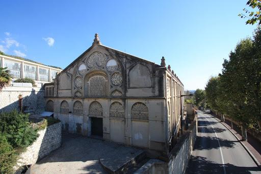 Espace Chiris à Grasse pour le Concert LE CONDOR le samedi 3 octobre au profit de L'Arche à Grasse