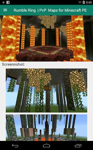 Abandoned City for Minecraft PE 1.8 screenshots 2