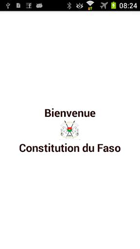 Constitution du Burkina Faso