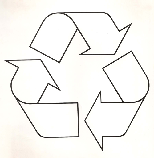 original recycling icon