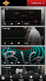 K-ROCK 97.5- screenshot thumbnail