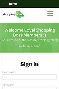 ShoppingBoss- screenshot thumbnail