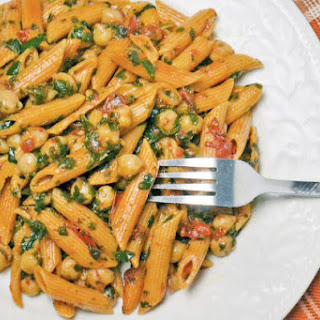 Pasta With Spinach And Beans Recipes
