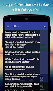 Creative Quotes Maker Book - Quotes Creator App - náhled