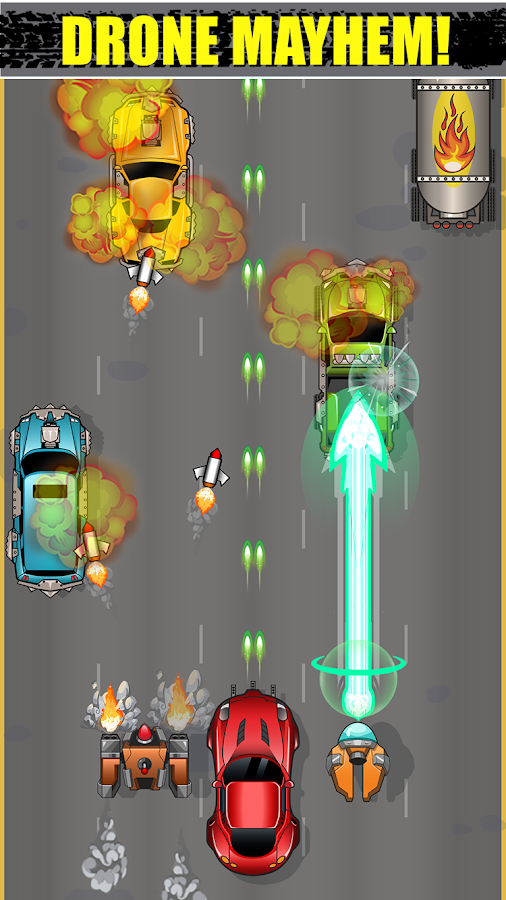 Road Riot- screenshot