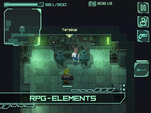 Endurance: space shooting RPG  game 1.6.9 screenshots 13