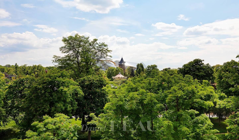 Hôtel particulier avec jardin Neuilly-sur-Seine