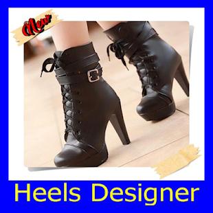 Heels Designer - náhled