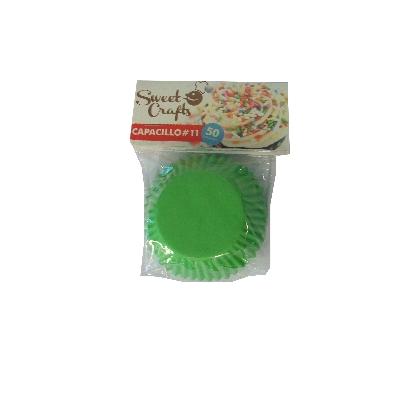 capacillos sweet crafts verde n.11