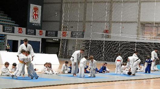 La cantera del judo almeriense vive otra jornada de Juegos Deportivos Municipales el próximo fin de semana