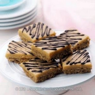 Light Ginger Caramel Oat Slice Recipe