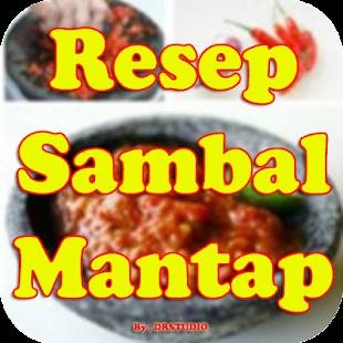 Download Resep Aneka Sambal Enak for Windows Phone apk screenshot 1