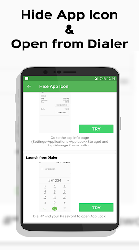 Fingerprint App Lock screenshot 6