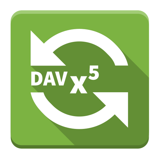 DAVx⁵ (DAVdroid) – CalDAV/CardDAV Synchronization APK Cracked Download
