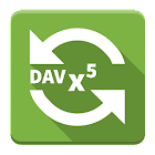 DAVx⁵ (DAVdroid) – CalDAV/CardDAV Synchronization icon