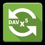 DAVx⁵ (DAVdroid) – CalDAV/CardDAV Client 2.4-beta1 (Paid)