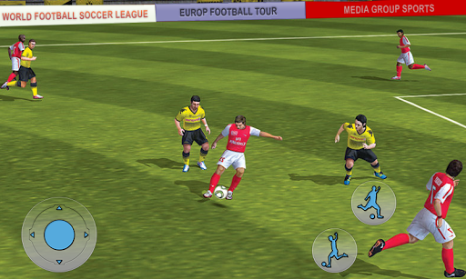 World Football Soccer League  screenshots 5
