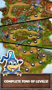 Diamond Quest – Match 3- screenshot thumbnail