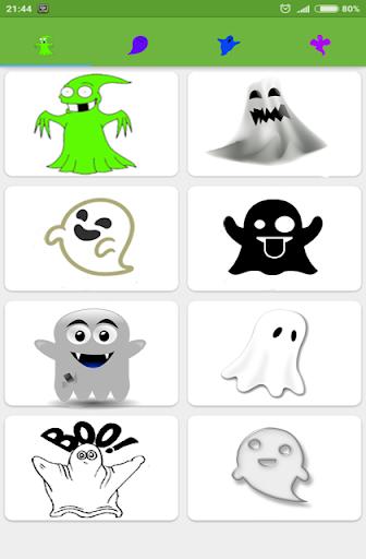 Ghost Halloween Horror Sounds  screenshots 2