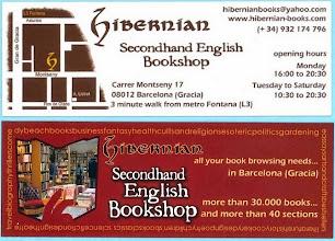 Photo: Hibernian Secondhand English Bookshop