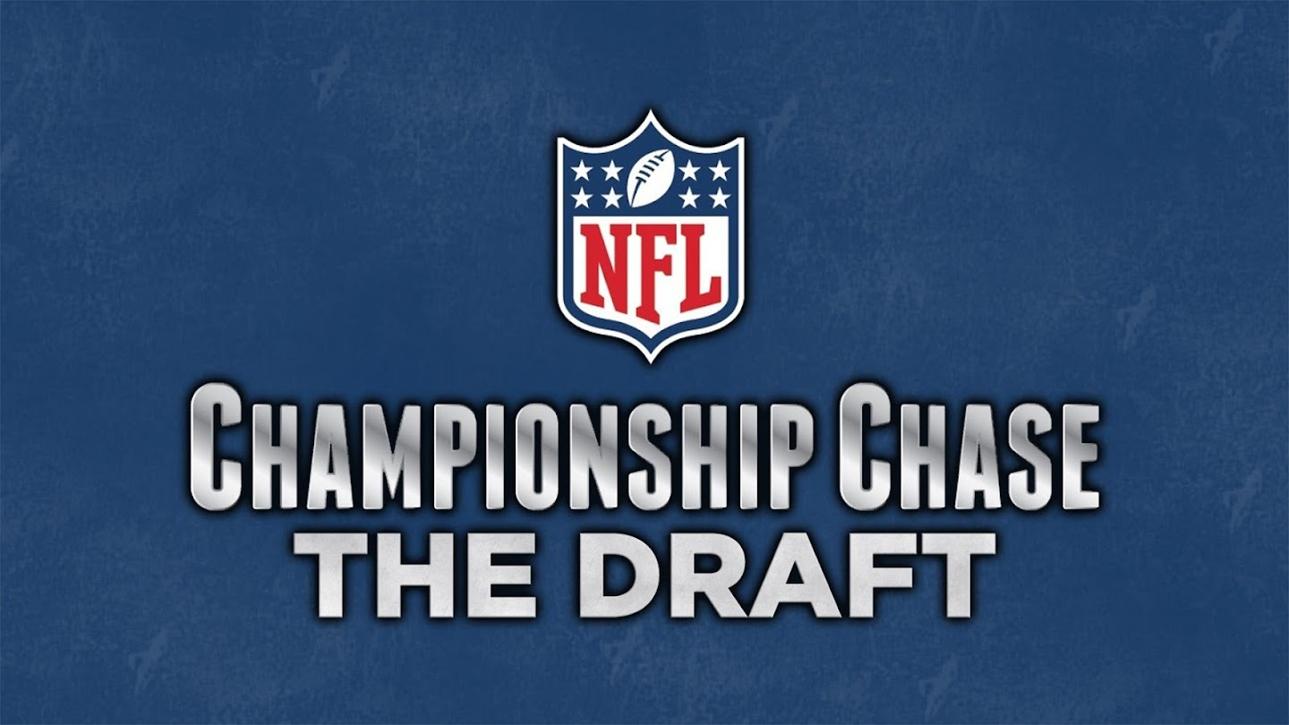 Watch NFL Championship Chase: The Draft live