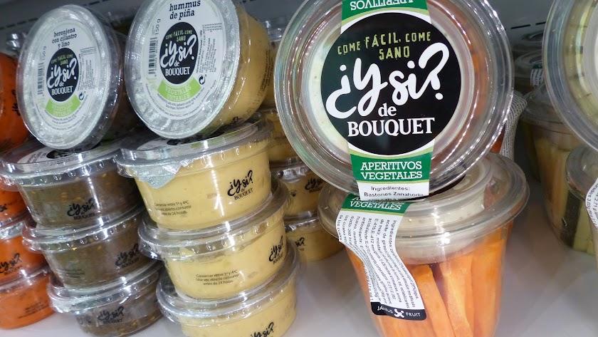 ¿Y si? de Bouquet, la nueva marca de productos preparados saludables