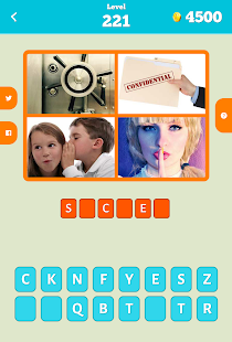 Guess 4 Pics 1 Word- screenshot thumbnail