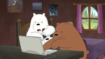 Wir und Pandas Foto