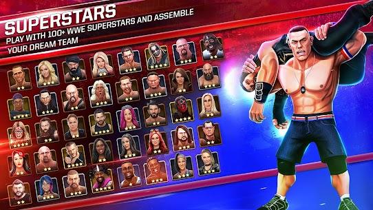 WWE Mayhem MOD apk (Unlimited Gold/Money) 1