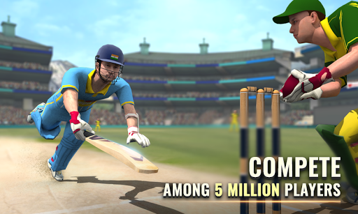 Sachin Saga Cricket Champions 1.1.1 gameplay | by HackJr.Pw 2