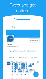 Tiwap Blue Emoji Text- screenshot thumbnail