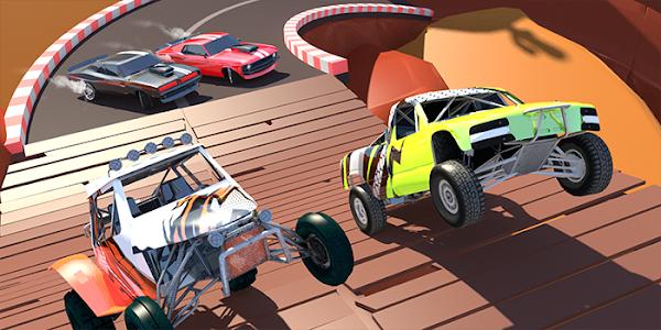 buggy extreme race  canyon 2.0