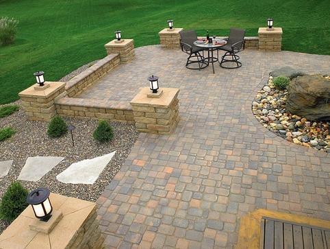 Paver Stone Patio Ideas Apk, Stone Patio Design