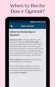 Download Dua e Qunoot - Word by Word by The Right Way APK