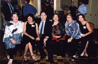 Photo: Garfield Elementary School Alums at the 35th reunion in 2002