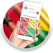 Guinea Flag Keyboard - Elegant Themes APK