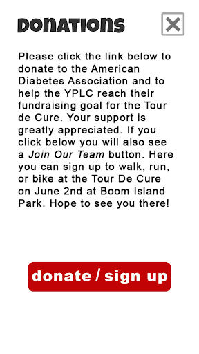 Race to Cure Diabetes